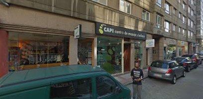 Capi en La Coruña