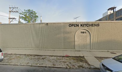 Caterer Open Kitchens